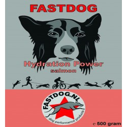 Fastdog Hydration Power 500g Lachs