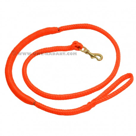 Ligne de trait 2.5m orange (1-chien)