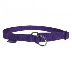 Halsband violet Zugstop ZERO DC