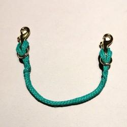 Neckline turquoise