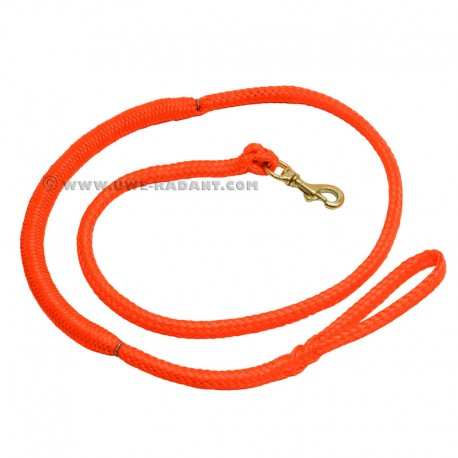 Canicross Leine orange Länge 2m