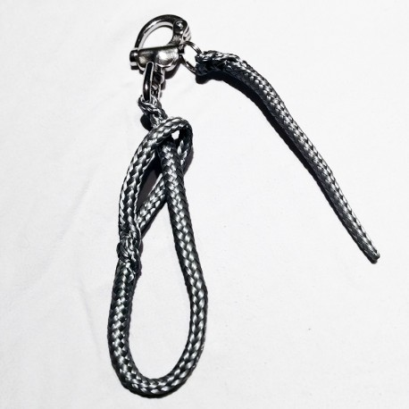 Bikeschlupf silber