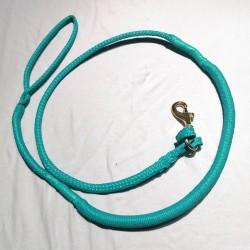 Laisse de Canicross turquoise Ultra-Light 2m