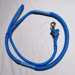 Laisse de Canicross bleue Ultra-Light 2m