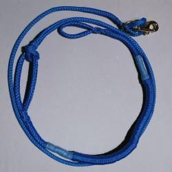 Ligne de trait 2.5m bleu Ultra-Light (1-chien)