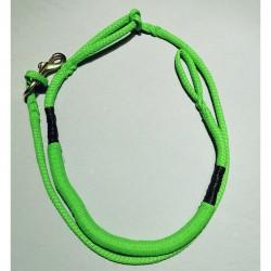 Ligne de trait 2.5m verte Ultra-Light (1-chien)