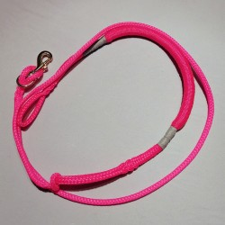 Ligne de trait 2.5m pink Ultra-Light (1-chien)