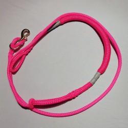 Ligne de trait 2.5m pink Ultra-Light (2-chiens)