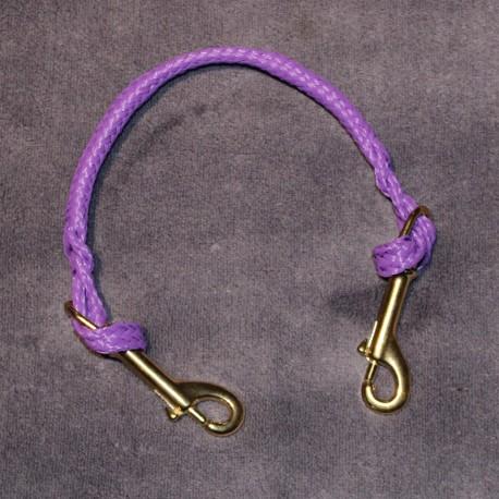 Neckline violet