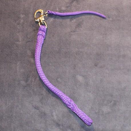 Largeur VTT violet