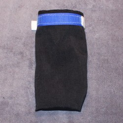 Booties Cordura 300 noir