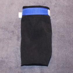 Booties Cordura 500 schwarz
