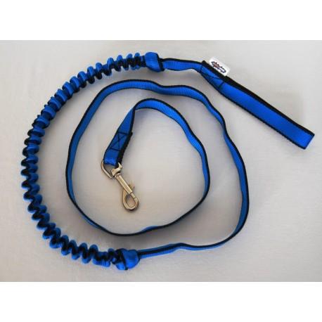 Zugleine 2.5m blau (1-Hund) NEGRO TEAM
