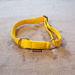 Collier jaune ZERO DC