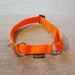 Collier orange ZERO DC