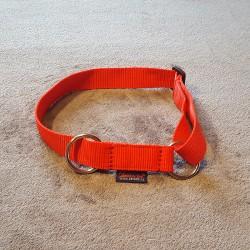 Halsband rot ZERO DC