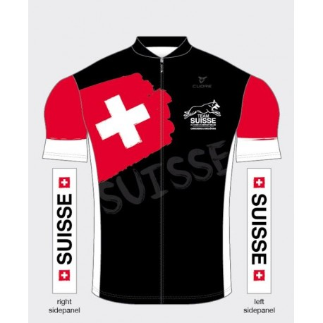 MTB Shirt Team SUISSE